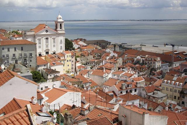 Coline de Lisbonne