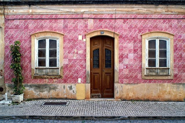 Maison typique d'Algarve
