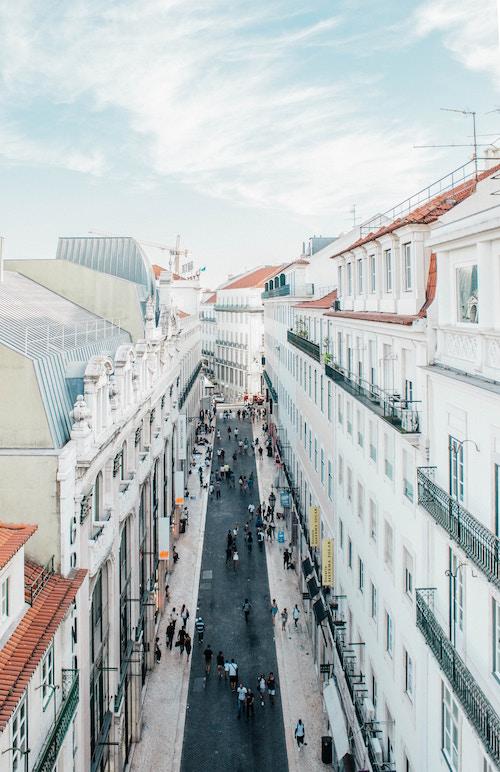 centre ville Porto