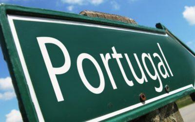 Venir avec sa voiture au Portugal