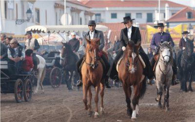 La plus grande fête du cheval est au Portugal