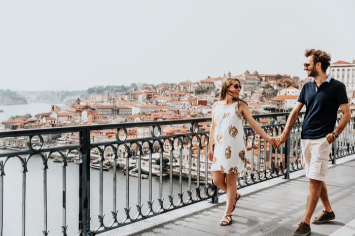 promenade à Porto