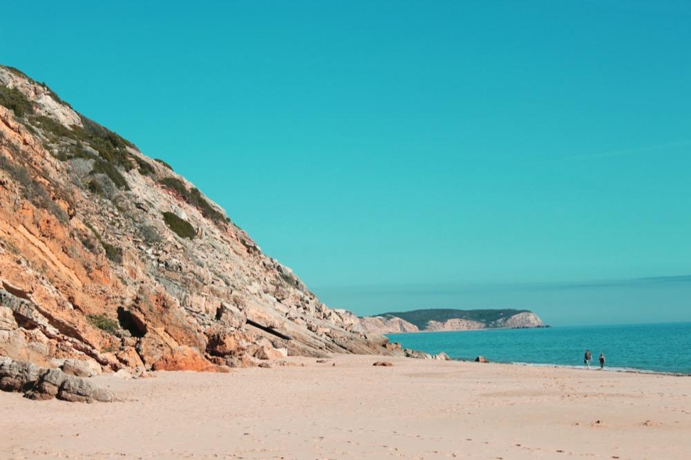plage d'Algarve