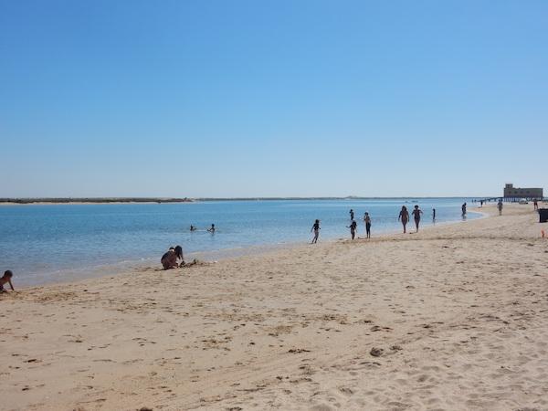 Lagune Olhao