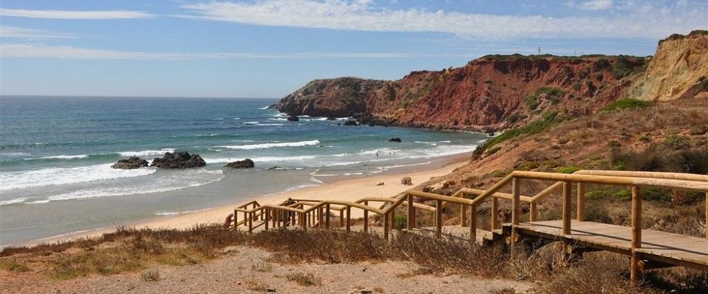 De Setubal à Sagres : La côte océanne au Sud de Lisbonne