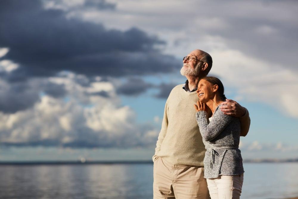retraités en couple